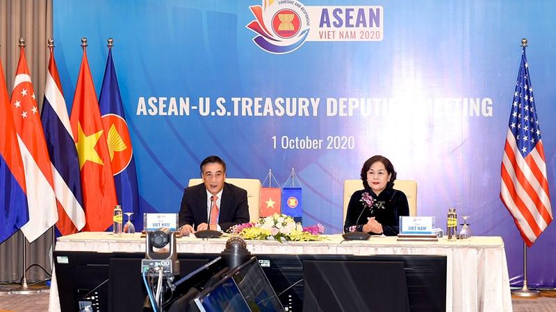 Bộ Tài chính Việt Nam ưu tiên thúc đẩy tài chính bền vững trong ASEAN