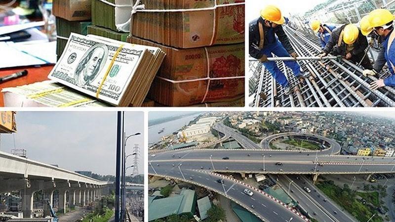 08 bộ, cơ quan trung ương và 23 địa phương giải ngân vốn đầu tư công trên 60%