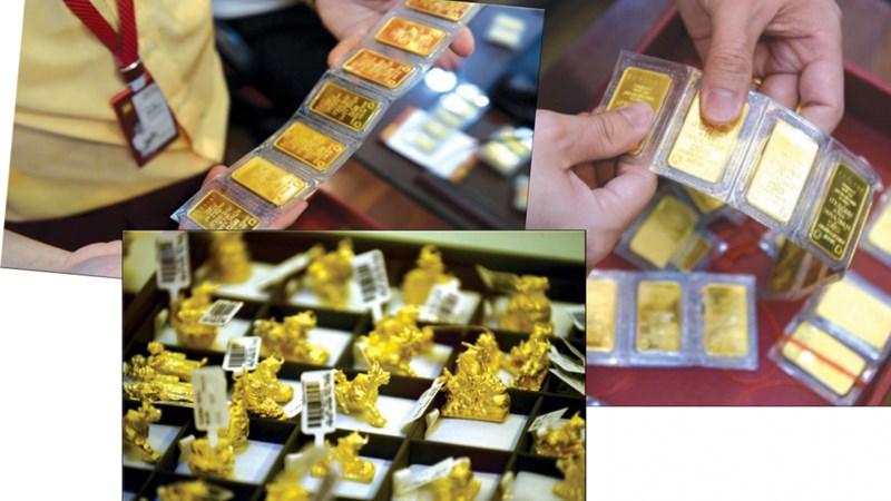 Những chuyện lạ về vàng thời COVID-19
