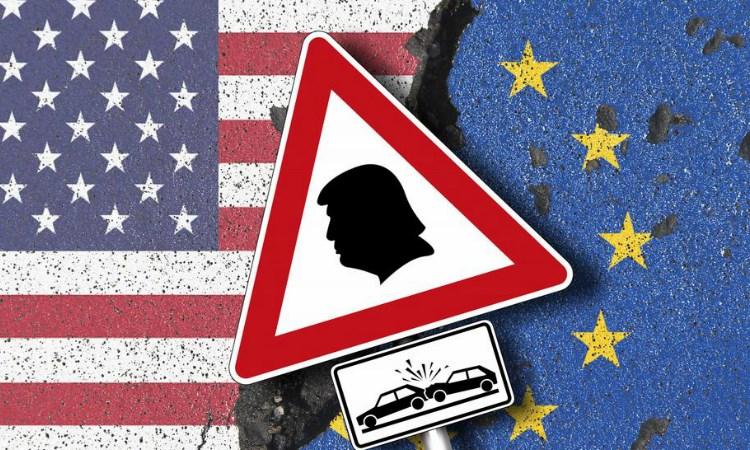 WTO chính thức cho Mỹ đánh thuế hàng châu Âu, EU nói sẽ