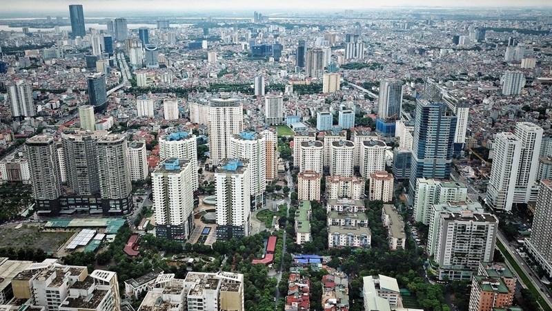 Đất nền gặp khó, giá bán căn hộ vẫn tăng bất chấp dịch bệnh