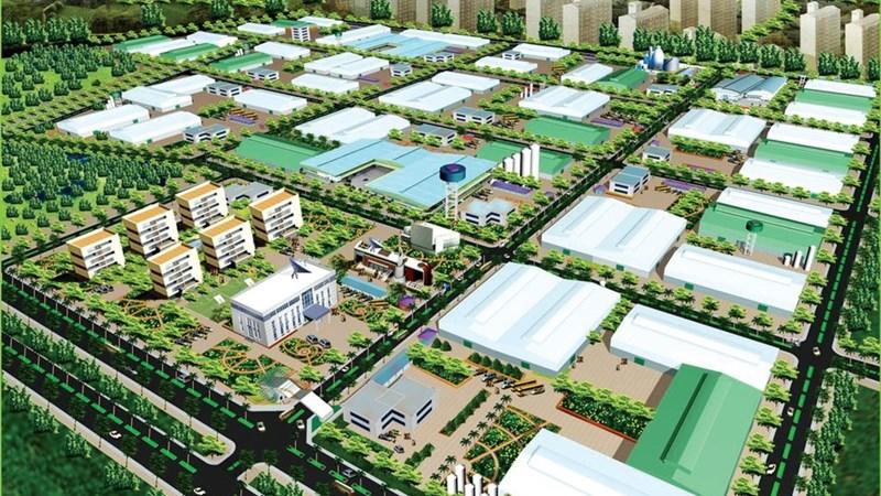 Bất động sản công nghiệp Việt Nam cao giá