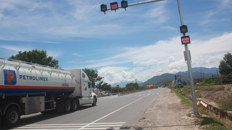 Khắc phục các điểm đen tai nạn giao thông đường bộ