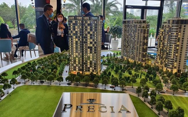 Bất động sản TP. Hồ Chí Minh sức mua giảm mạnh