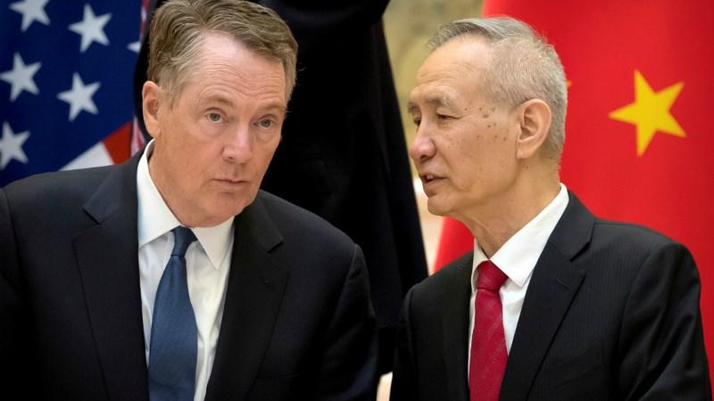 Bất chấp kế hoạch gặp nhau đổ vỡ, Mỹ - Trung vẫn nối lại đàm phán thương mại