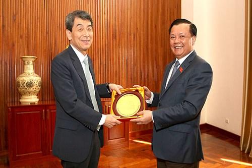 Sớm ký kết Biên bản ghi nhớ giữa Bộ Tài chính Việt Nam và Ngân hàng Phát triển Hàn Quốc