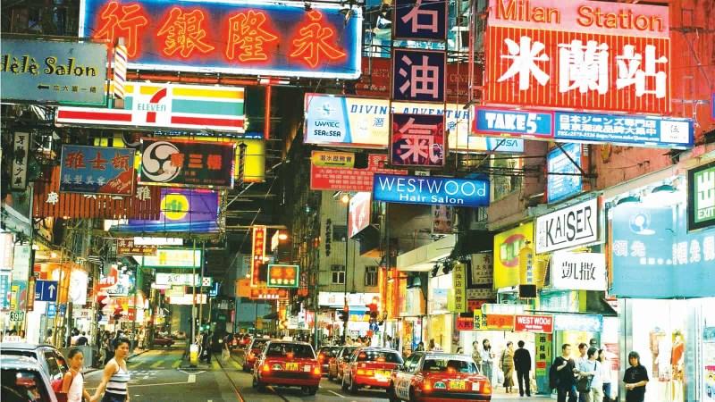 Kinh tế Hồng Kông suy giảm mạnh