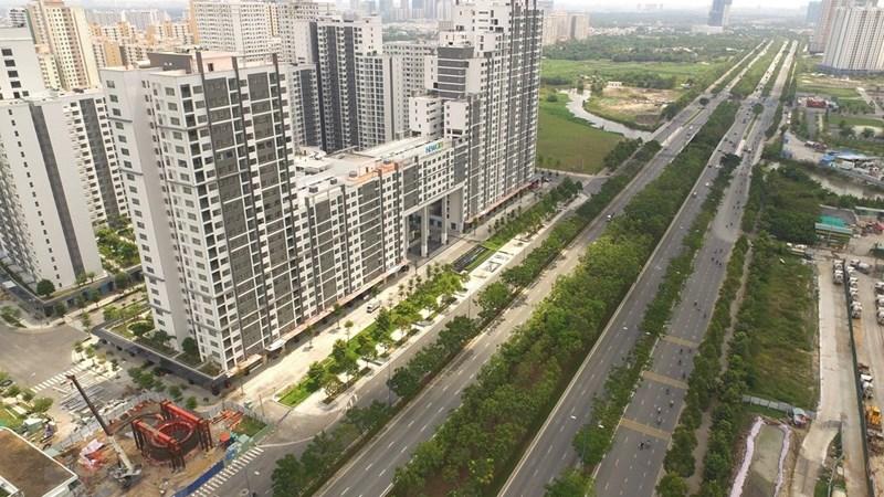 Bộ Xây dựng: Giá chung cư vẫn trên đà leo cao