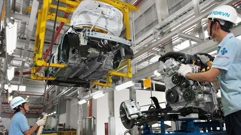 Hướng dẫn giảm lệ phí trước bạ đối với xe ô tô sản xuất, lắp ráp trong nước