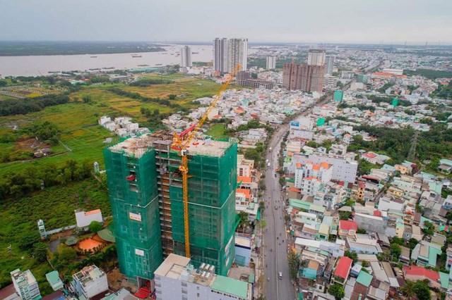 Cuộc đua khuyến mãi trên thị trường địa ốc TP. Hồ Chí Minh