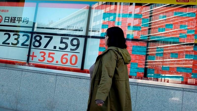 Alibaba lên sàn Hong Kong, chứng khoán châu Á bật tăng
