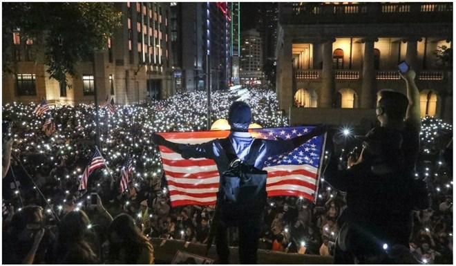 Trung Quốc lên án quyết liệt Đạo luật Nhân quyền và Dân chủ Hồng Kông