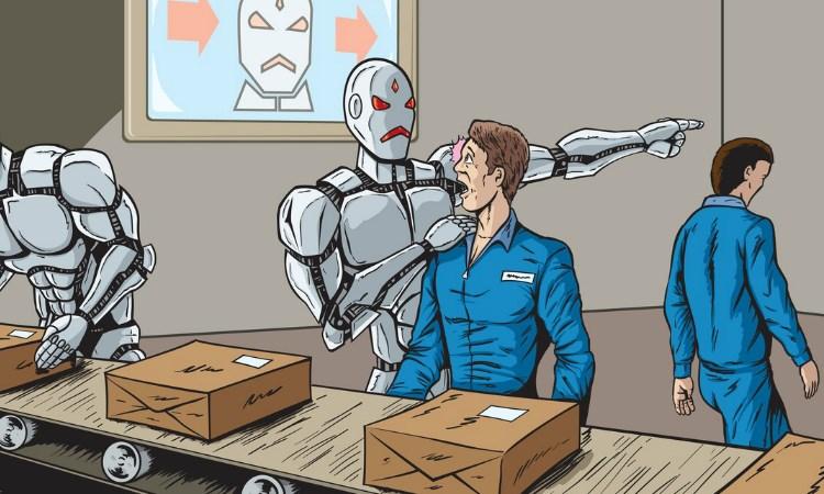 Sở hữu một trong 4 kỹ năng này, bạn sẽ không bao giờ sợ bị robot cướp mất việc