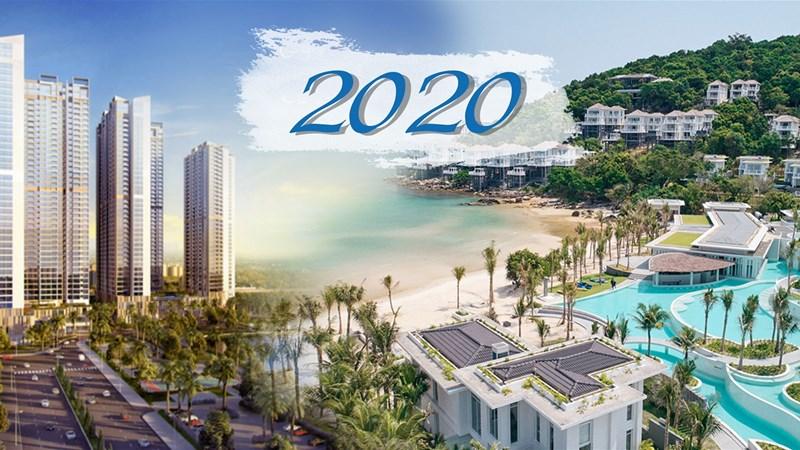 """""""Bất động sản năm 2020 không thể đi xuống"""""""