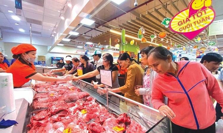 Thị trường Tết: Doanh nghiệp gồng mình giữ giá