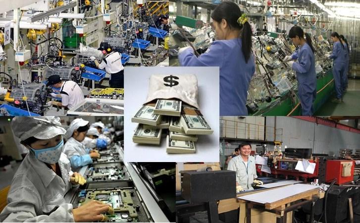 Việt Nam có tốc độ tăng năng suất lao động cao trong khu vực ASEAN