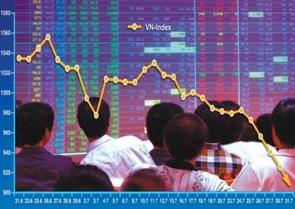 Thị trường chứng khoán: Trông đợi kết quả kinh doanh doanh nghiệp