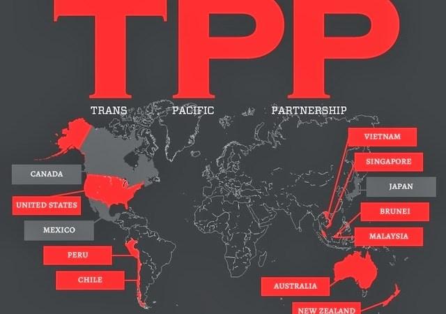 Hồi hộp trước ngưỡng cửa TPP