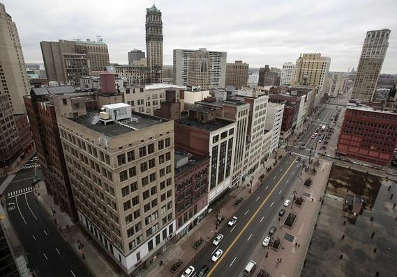 Bài học kinh nghiệm từ sự phá sản của thành phố Detroit