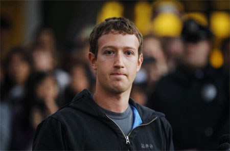 Bán cổ phiếu, CEO Facebook phải nộp thuế 1,2 tỷ USD