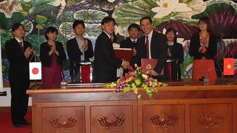 Ký kết Hiệp định vay vốn giữa Bộ Tài chính Việt Nam và JICA