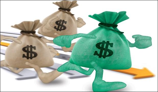 """""""Bốc quẻ"""" dòng chảy tài chính 2014"""