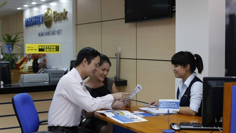 BAOVIET Bank hoàn thành tốt các chỉ tiêu kinh doanh 2013