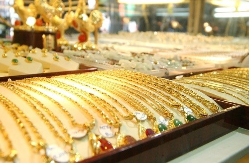 Phạt doanh nghiệp bán vàng trang sức