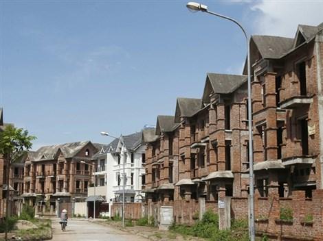 Chính phủ yêu cầu tiếp tục gỡ khó cho bất động sản