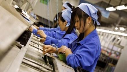 Lĩnh vực sản xuất tiếp tục là điểm sáng của Việt Nam