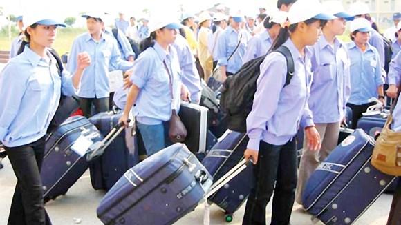 Thực trạng thị trường xuất khẩu lao động năm 2014
