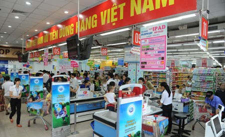 Phấn đấu tăng thị phần hàng Việt Nam tại các kênh phân phối lên trên 80%