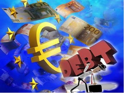 Nợ công châu Âu: Báo động từ những con số