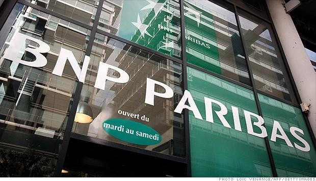 Người Pháp tức giận với mức phạt kỷ lục của Mỹ đối với BNP