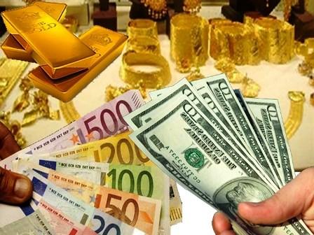 Thị trường vàng, ngoại hối biến động là do tâm lý người dân