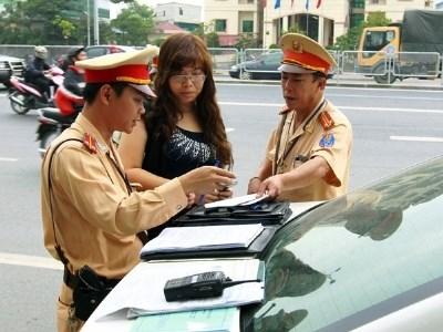 6 tháng, thu gần 1.600 tỷ đồng từ xử phạt vi phạm giao thông