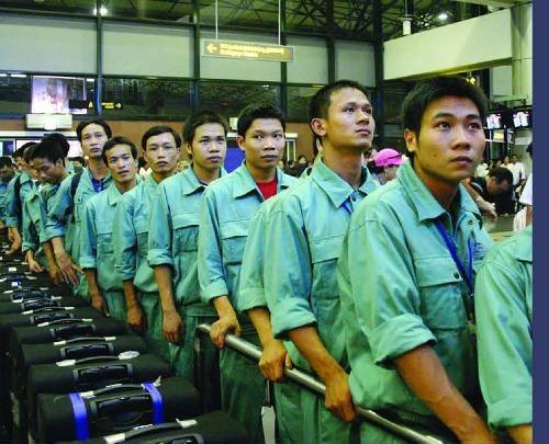 Siết lại lĩnh vực xuất khẩu lao động: Muộn còn hơn không!