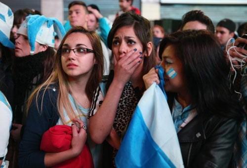 Nguy cơ vỡ nợ ở Argentina