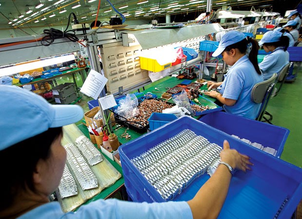 Xây dựng chính sách ưu đãi phát triển công nghiệp hỗ trợ