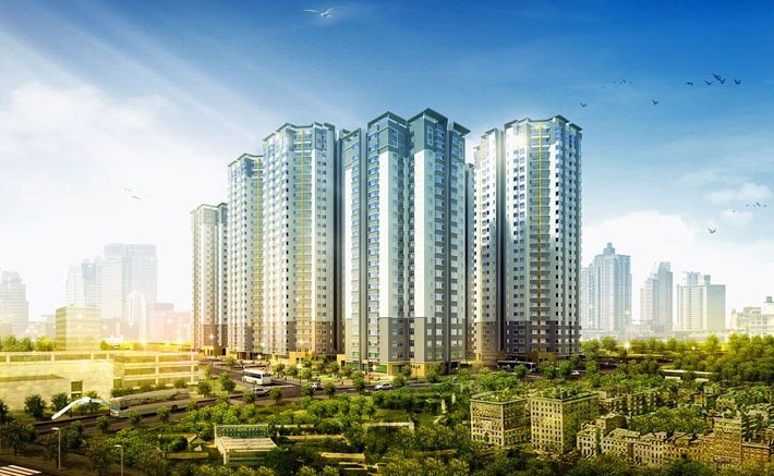 Chung mua căn hộ cao cấp: Sáng tạo nhưng khó khả thi