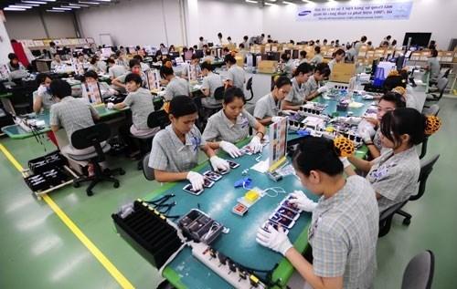 Bài học từ câu chuyện Samsung Vina tìm nhà cung ứng