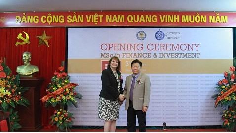 Học viện Tài chính tuyển sinh các chương trình liên kết đào tạo quốc tế