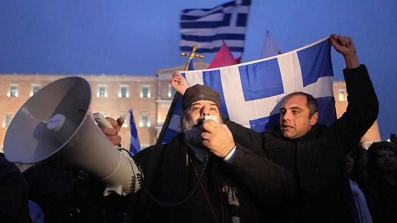 Hàng chục nghìn người góp tiền trả nợ cho Hy Lạp