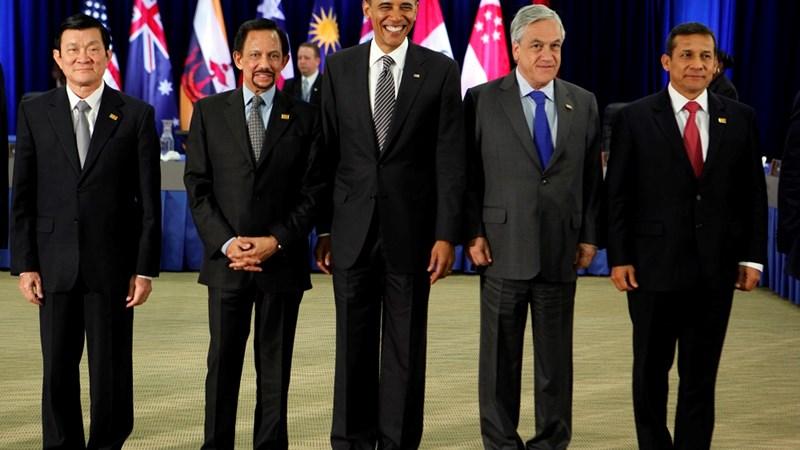 TPP là thỏa thuận thương mại tự do lớn nhất trong lịch sử