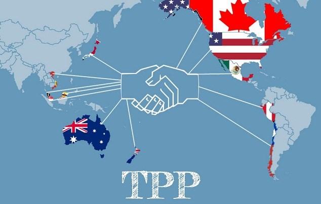 TPP mang lại sức hút cho Liên minh Thái Bình Dương