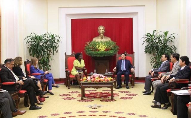Trưởng ban Kinh tế Trung ương Vương Đình Huệ: Việt Nam sẽ chú trọng hơn vào đổi mới, sáng tạo…