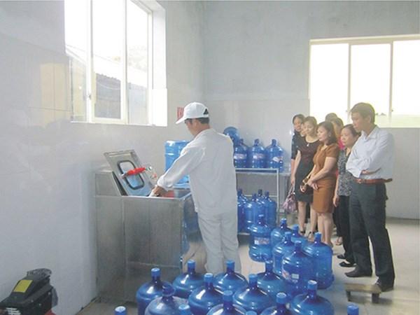 Nhiều cơ sở sản xuất nước uống vi phạm an toàn thực phẩm