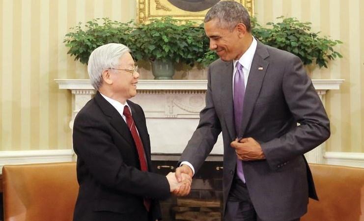 Bước tiến trong quan hệ Việt Nam - Hoa Kỳ