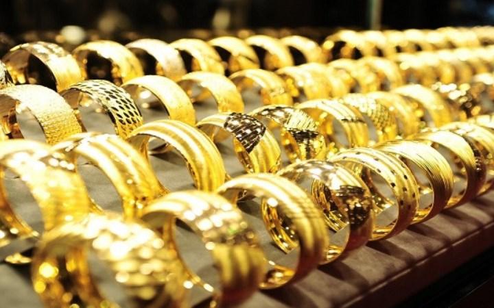 Giá vàng trong nước cùng chiều tăng với vàng thế giới