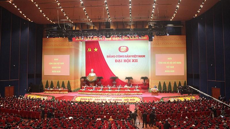 Giải pháp đẩy mạnh và nâng cao hiệu quả quán triệt và học tập Nghị quyết Đại hội XII của Đảng